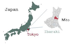 Mito, Ibaraki Prefecture