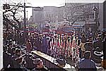 2000年消防出初め式