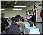 翔洋学園入学式