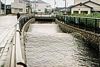 瀬上川の状況