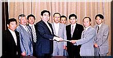 科学技術庁への要望活動