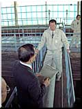 取手市戸頭の下水処理場を調査
