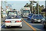 静岡県:藤枝市内の国道1号線