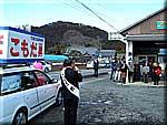 古茂田昇候補の街頭遊説