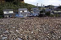柴田解体の不法投棄現場