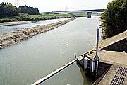 久慈川の渇水対策