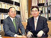 加藤しゅういち参議院議員と対談