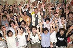 加藤修一候補2度目の当選