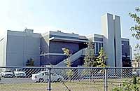 NTTコミュニケーション北茨城ランディングステーション