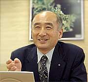 横須賀市企画調整部参事・情報政策課長廣川聡美さん