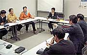 日立IT市民の会幹事会(県北産業支援センター)