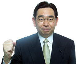 県議選用のポスター写真取り