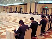 県議会議員と県出先機関長との意見交換会