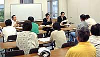 日本加工製紙離職者ヒアリング:ひたちなか市