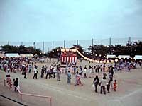 金沢団地夏祭り