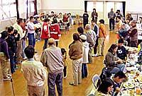 十王町障害者協議会クリスマス会