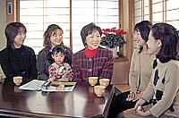 薄井五月候補を囲む懇談会