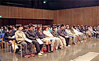 翔洋学園高等学校入学式