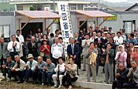 北茨城市長選村田省吾候補の出陣式