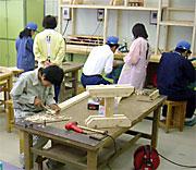 県立北茨城養護学校を視察