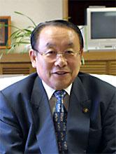松岡賛山田市長