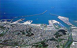 日立港の参考写真