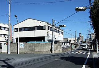 国道245号相賀町交差点