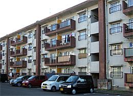 県営金沢アパート