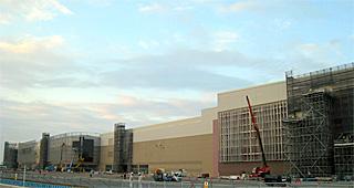 イオン土浦ショッピングセンターを現地調査