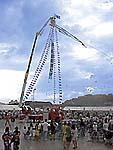 日立港祭り開会式