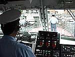 神奈川県警水上警察の高速警備艇