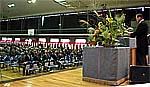 日立一高創立70周年記念式典