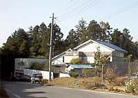 オウム家族の住む家