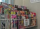 コンビニ店頭の有害図書