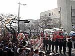 日立消防出初め式