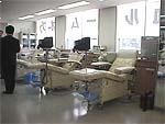 日立献血ルーム開所式にて