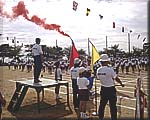 金沢小学校運動会開会式