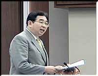予算特別委員会での質疑