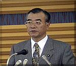 神崎公明党代表